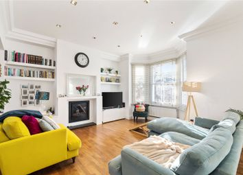Thumbnail 3 bed flat to rent in Cleveland Gardens, Barnes, London