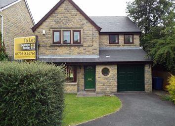 Thumbnail 4 bed detached house for sale in Alden Close, Helmshore, Lancashire
