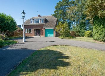 Thumbnail 3 bed detached house for sale in Sapley Road, Hartford, Huntingdon