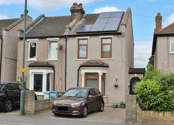 Thumbnail 3 bed semi-detached house for sale in Station Road, Crayford, Kent