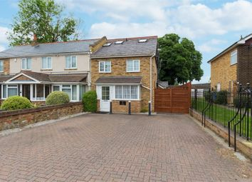 Thumbnail 4 bed end terrace house for sale in Mill Cottages, Mill Lane, Horton, Berkshire