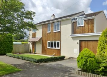Thumbnail 4 bed detached house for sale in Stockerston Road, Uppingham, Oakham