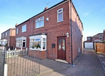 Thumbnail 4 bedroom semi-detached house for sale in Major Street, Thornes, Wakefield