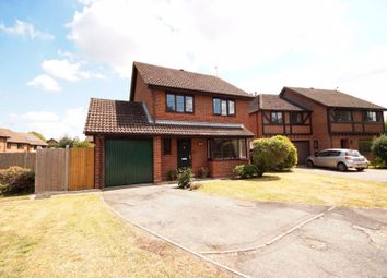Thumbnail 4 bed detached house for sale in Sorrells Close, Chineham, Basingstoke