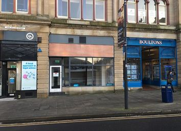 Thumbnail Retail premises to let in John William Street, Huddersfield