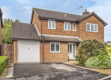 Kings Close, Kings Worthy, Winchester, Hampshire SO23. 4 bed detached house for sale