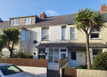 Thumbnail 3 bed terraced house for sale in Clevedon Road, Newquay