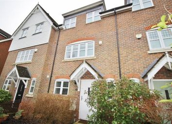 Thumbnail 4 bed town house to rent in Discovery Drive, Kings Hill, West Malling