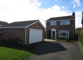 Thumbnail 4 bed detached house for sale in Beechwood Close, Clayton, Newcastle