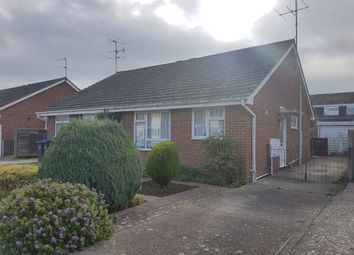 Thumbnail 2 bed semi-detached bungalow for sale in Manitoba Way, Worthing