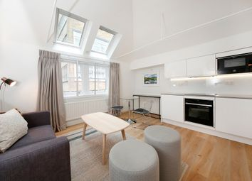 Thumbnail 1 bed flat to rent in Great Portland Street, London