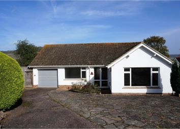 Thumbnail 2 bed detached bungalow for sale in Balfours, Sidmouth