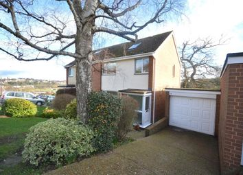 Thumbnail 4 bed semi-detached house for sale in Truro Drive, Exeter, Devon