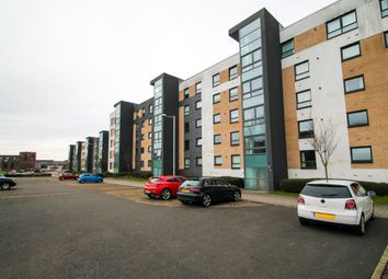 Thumbnail 2 bedroom flat for sale in Firpark Court, Dennistoun, Glasgow