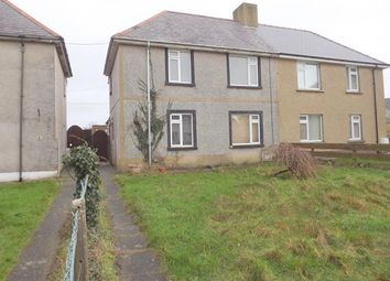 Thumbnail 3 bed semi-detached house for sale in Priory Ville, Milford Haven
