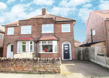 Thumbnail 3 bed semi-detached house for sale in Ashfield Avenue, Beeston, Nottingham