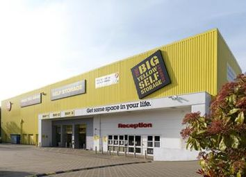 Thumbnail Warehouse to let in Big Yellow Self Storage Southend, Airborne Close, Southend Arterial Road, Leigh-On-Sea