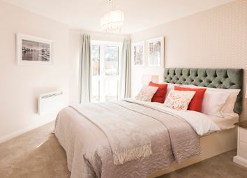 Thumbnail 1 bed flat for sale in Cooks Court, Manor Road, Crosby, Liverpool