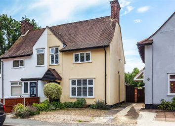 Thumbnail 3 bed property for sale in Caillard Road, Byfleet, West Byfleet
