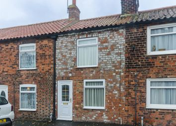 Thumbnail 2 bed cottage for sale in Chapel Lane, Ottringham, Hull