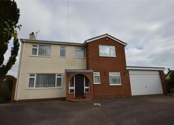 Thumbnail 4 bed detached house for sale in Exeter Road, Teignmouth, Devon