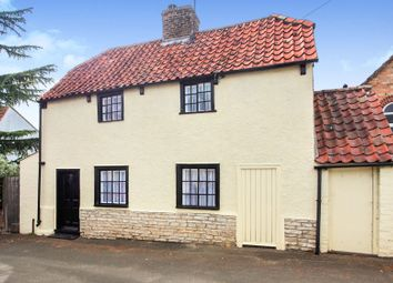 Thumbnail 2 bedroom detached house for sale in North Street, Stilton, Peterborough