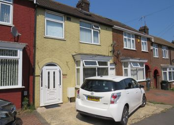 4 bed terraced house for sale in Connaught Road, Luton LU4