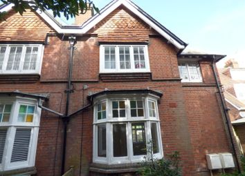 Thumbnail 1 bed flat to rent in Westrow Road, Shirley, Southampton