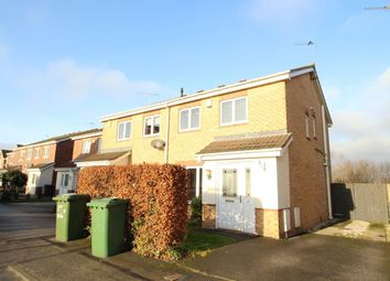 Thumbnail 3 bed semi-detached house to rent in Forrester Court, Robin Hood, Wakefield