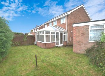 Thumbnail 2 bed semi-detached house to rent in Dunscroft Grove, Rossington, Doncaster