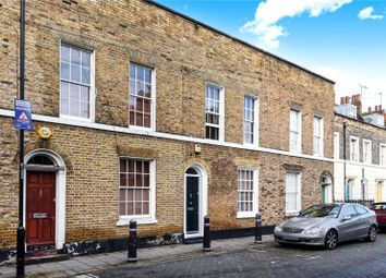 Thumbnail 3 bed terraced house to rent in Barnes Street, Limehouse, London