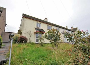Thumbnail 3 bed end terrace house for sale in Woodfield Road, Bude, Cornwall