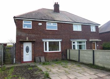 Thumbnail 3 bedroom semi-detached house to rent in Coronation Street, Crewe