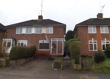 Thumbnail 2 bed semi-detached house for sale in Blandford Road, Quinton, Birmingham, West Midlands