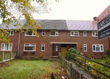 Thumbnail 4 bed terraced house to rent in Crossfield Avenue, Winsford