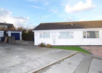 Thumbnail 2 bed bungalow for sale in Ffordd Llewelyn, Valley, Holyhead, Sir Ynys Mon