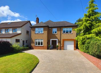 Thumbnail 4 bed detached house to rent in Marionville Gardens, Llandaff, Cardiff