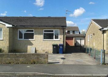 Thumbnail 2 bed semi-detached bungalow to rent in Sylvan Way, Gillingham, Dorset