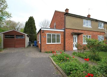 Thumbnail 2 bedroom semi-detached house for sale in Choseley Road, Knowl Hill