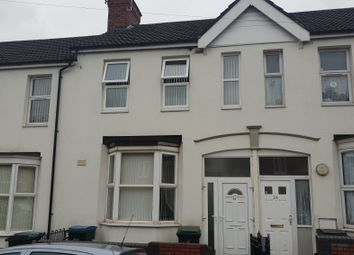 Thumbnail 3 bed terraced house for sale in Pridmore Road, Coventry