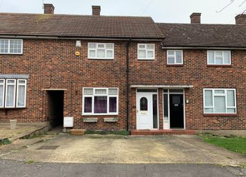 Thumbnail 2 bedroom terraced house for sale in Petersfield Close, Romford