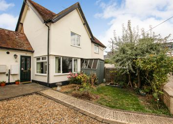 Thumbnail 1 bed semi-detached house for sale in Nup End Lane, Wingrave, Aylesbury