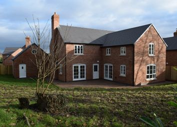 Thumbnail 5 bed detached house for sale in 2 William Ball Drive, Horsehay, Telford, Shropshire