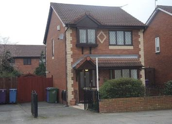 Thumbnail 3 bed detached house for sale in Richard Kelly Drive, Walton, Liverpool