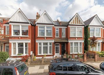 Thumbnail 4 bed terraced house for sale in Elm Grove Road, Barnes, London