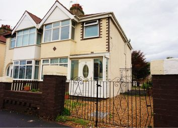 3 bed semi-detached house for sale in Maida Vale, Thornton-Cleveleys FY5