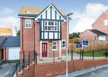 Thumbnail 5 bed detached house for sale in Forge Lane, Congleton, Cheshire