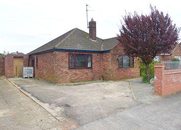 Thumbnail 3 bed detached bungalow for sale in Desborough Avenue, Peterborough