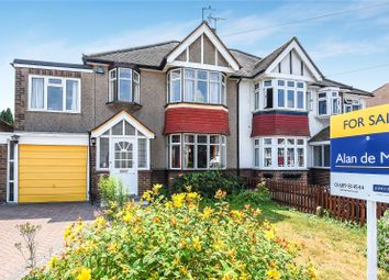Thumbnail 4 bed semi-detached house for sale in Hillcrest Road, Orpington