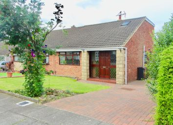 Thumbnail 3 bed semi-detached house for sale in Witham Grove, Hartlepool